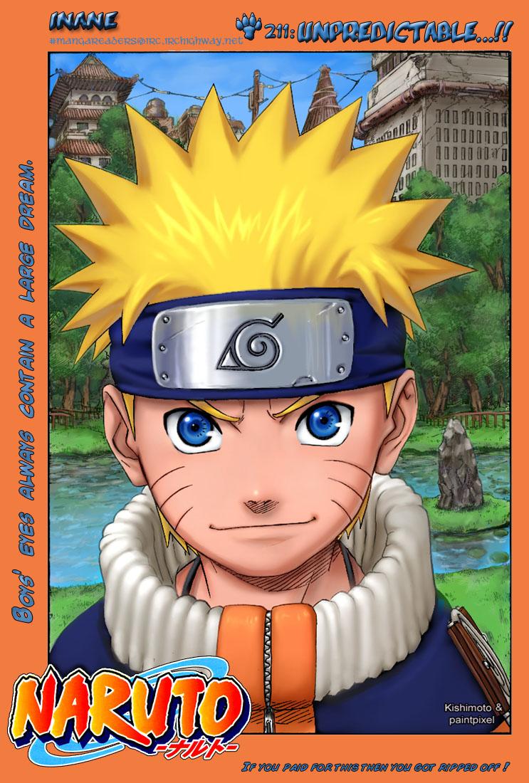 Coloriasation Naruto_ch211_p01special
